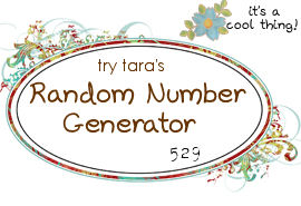 Tara's Random Number Generator- it's cool !